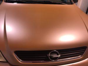 3M 1080 SP59 Satin Caramel Luster σε Opel Astra 7